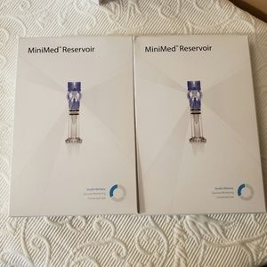 Other - Medtronic Minimed Reservoir MMT-332A (2 New Boxes)